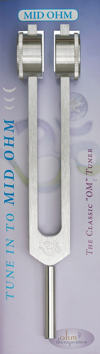 Mid Ohm Tuning Fork