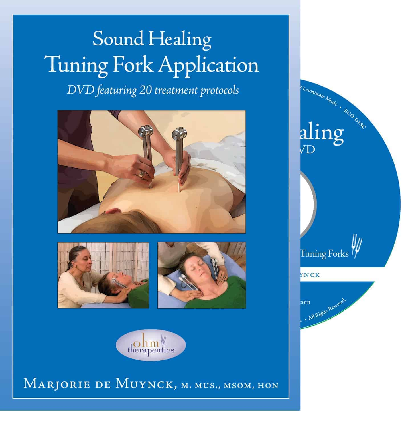Tuning Fork Application DVD