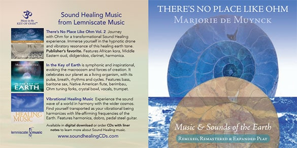 Music and Sounds of the earth CD