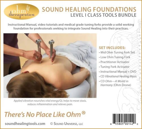 Sound Healing Foundations